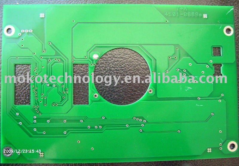 circuit electronic surface laminar circuit (slc)