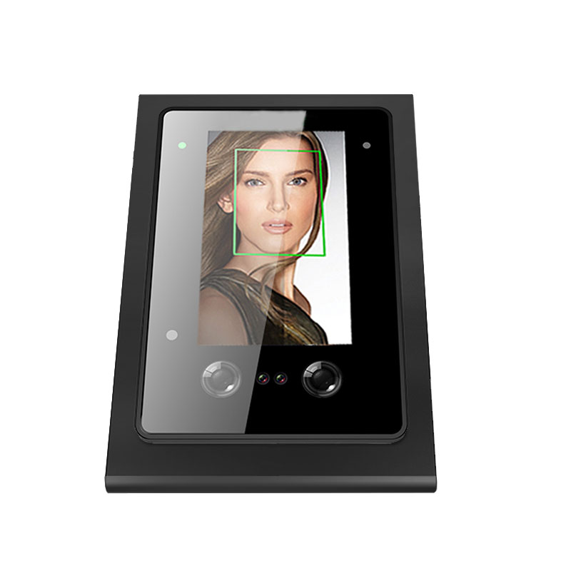 Eseye 4.3Inch Dual Camera High Definition Machine Facial Recognition Device Biometric Time Attendance