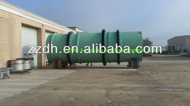 Advances Technology Concentrate Dryer / Rotary Drm Dryer / Rotary Cylinder Dryer / Rotary Dryer Cylinder