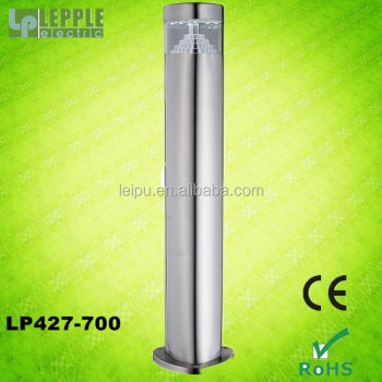 IP44 outdoor use stainless steel LED lawn light