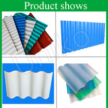 cheap colorful white blue purple asa coated pvc roof tile,new roofing sheet