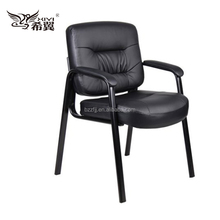 Cheap Executive Leather Guest Reception office client chairs furniture