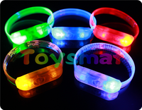 weddings decoration parties party supplies led bracelet