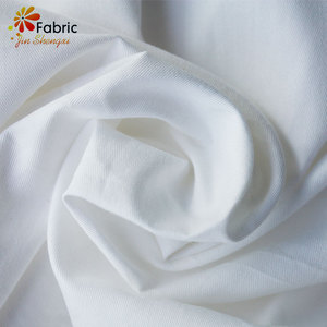 China 100% cotton jacquard recycled organic cotton fabric