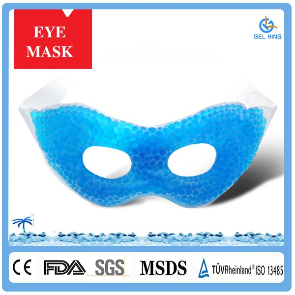 Eye Patch Wholesale Gel Hot Cold Compress Sleep Eye Mask OEM