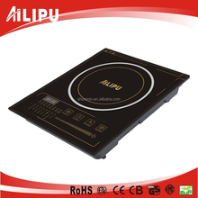 10 in 1 cooking function and sliding touch control plastic housing induction cooker/induction stove/induction hot plate