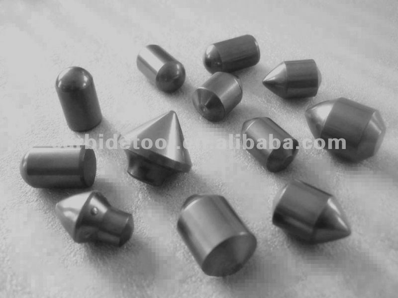 carbide buttons for oil drilling bits grade KD50