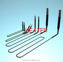 Molybdenum silicon heating rod special shape molybdenum heating elements