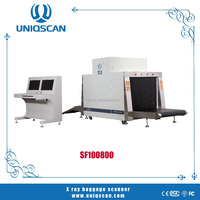 Best price OEM SF10080 X ray airport baggage scanner machine