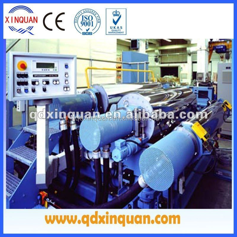 High Speed HDPE/LDPE Plastic Film Blowing Machine