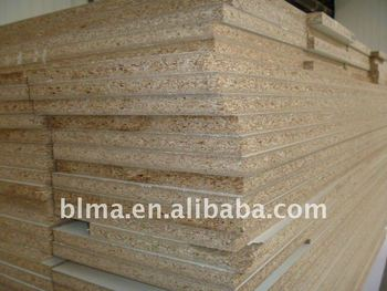 melamined particle board Particleboard for Furniture