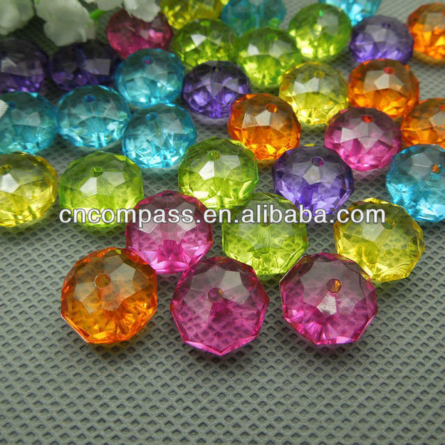 hot sell plastic beads diy accessory fashion jewelry accessories sew on or hang on shoes or clothing or bags