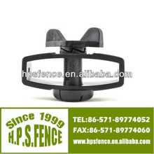 China alibaba electric fence plastic polyrope strainer for goat farm in pakistan