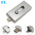 Zyiming Manufactory flash Drive 16GB otg USB memory for Iphone 5 5S 6 6plus for computer