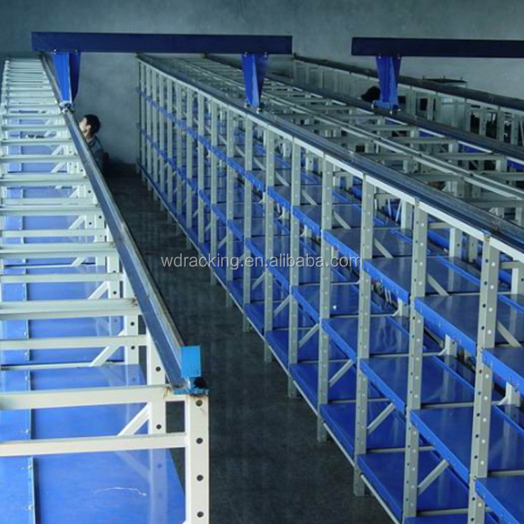 Warehouse Metal Rack Shelving Storage Racks Steel Shelves Products Made In Asia