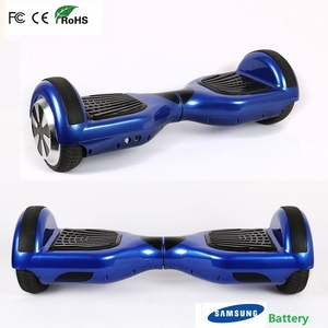 Blue Self Balancing Scooter Hoverboard