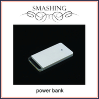 wholesale power bank portable charger 2400mah for cellphone