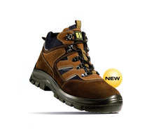 Men's Rugged Flex Insulated Waterproof Breathable Safety Toe Leather Work Boot
