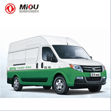 DongFeng electric mini bus van 4X2 cheap price new electric bus