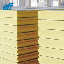 Factory Directly Supply Best Price Corrugated Sandwich Panel