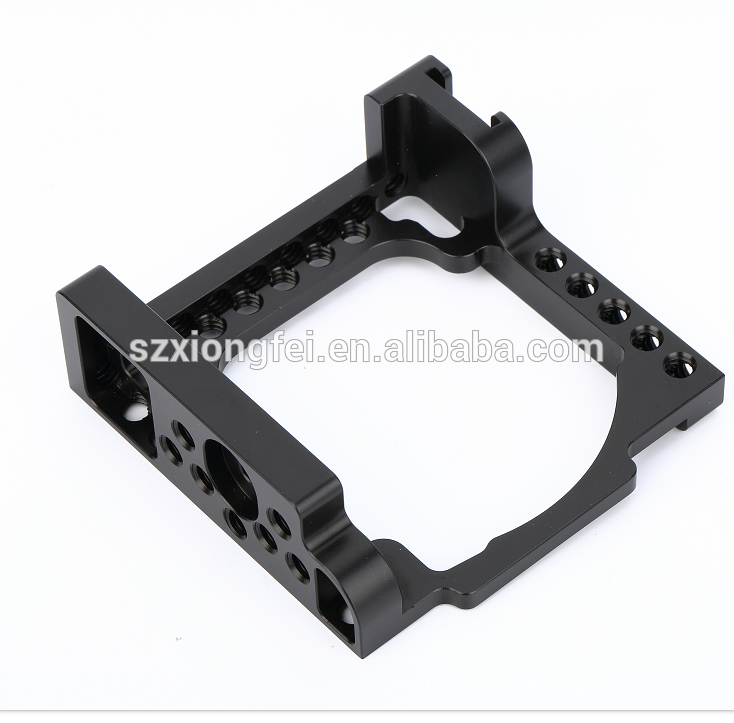 Hot Selling Good Quality precision machined cd player face plate