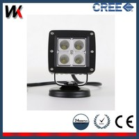 New Type 20W 12v 3inch Cube Off Road C REE LED Work Light