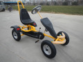 from factory sandbeach pedal go kart for adults with CE,EN71 FDH160A
