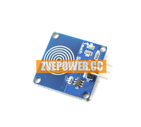 Smart Electronics Blue Digital TTP223B Sensor Module Capacitive Touch Switch for Ardu Diy Starter Kit