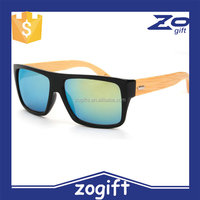 ZOGIFT 2016 most popular eco-friendly handmade custom bamboo wooden sunglasses