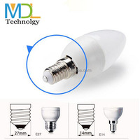 CE ROHS 3w 4w 5w 6w E14 E27 Dimmable LED Candle Light,LED Candle Bulb,LED Flameless Candle Lamp Alibaba China
