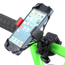 Cheap price smart phone holder bike ,silicone bicycle phone holder for promotion
