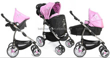 2015 Newest Fashion Designe 2-in-1 baby buggy
