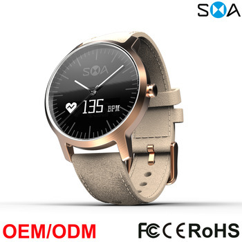 ce RoHs smart watch heart rate monitor sleep management IP67 waterproof smart watch