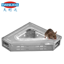 Manufacturer Retailing Mousetrap with Transparent Window
