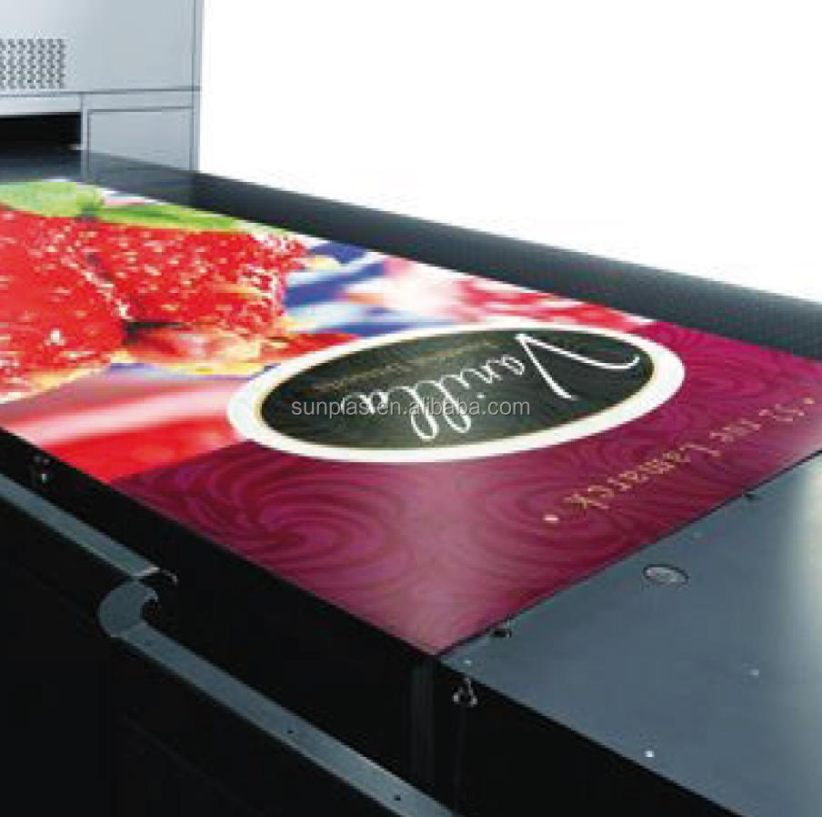 Advertising Board / Matt/Matt HIPS Sheet (Polystyrene Sheet ) for Printing