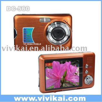 New model digital camera DC-560