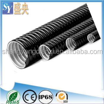SY Large diameter corrugated steel pipe corrugated stainless steel pipe