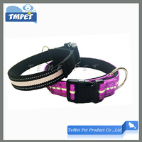 Pet accessories collar Strong and Durable Plastic Snap Closure collar pet