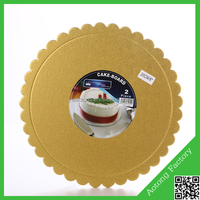 2015 hot sale round paper grease proof cake drum