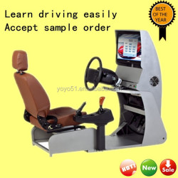 Great Gold East racing game and driving school learning euro truck simulator