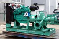 Fire Pump Diesel Genset powered by Cummins engine