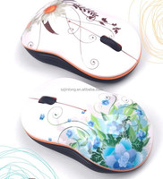 hot sale USB high quality new design silent wireless mouse
