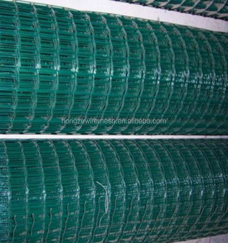 pvc coated welded wire mesh rolls 1.5 inch