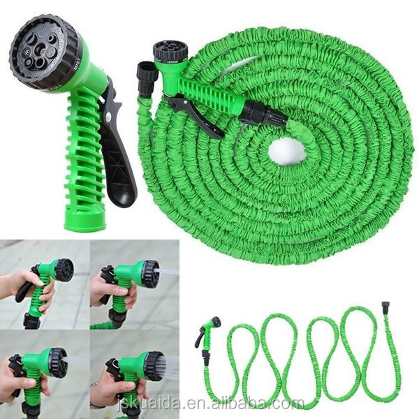 garden tools latex expandable hose flexiable hose