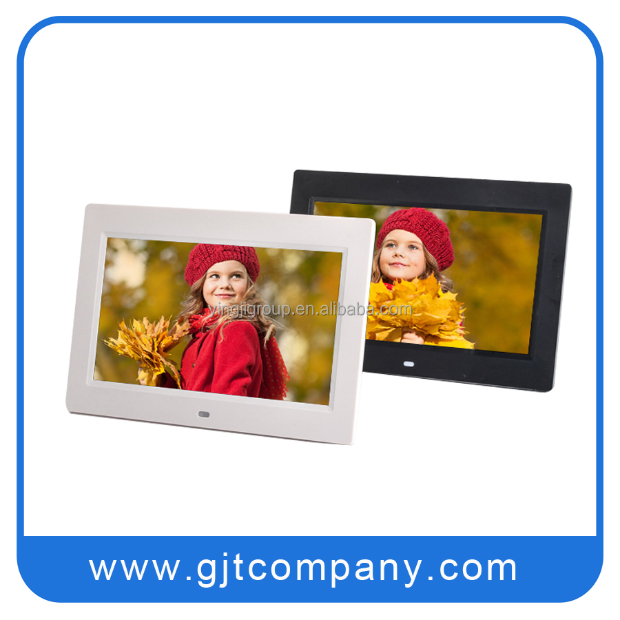 2017 new digital photo frame 7 8 9 10 15.6 19 21 32 inch factory derectly sales