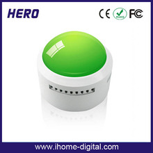 Hot selling electronic push sound button toys novelty sound button with high quality