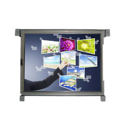 160/140 Open Frame LED Backlight LCD Monitor 4:3 Resistive TFT Touch Screen