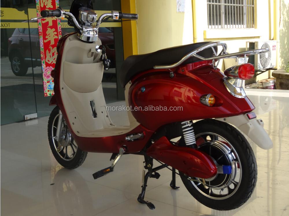 500 watt 30 40 km std elektro 2 rad roller mopedroller mit. Black Bedroom Furniture Sets. Home Design Ideas
