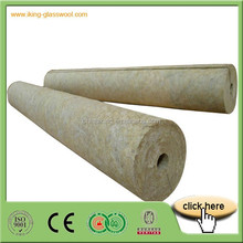 Heat Resistant Rockwool Insulation Pipe Cover