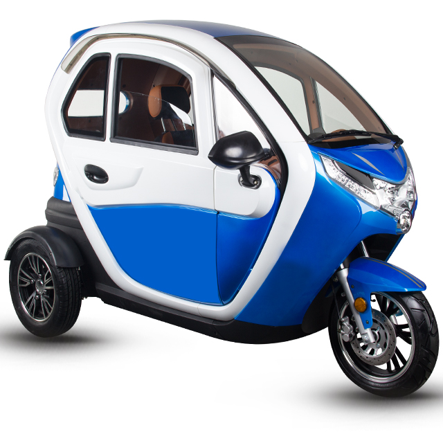 2018 New Design 3 Wheel Electric Tricycle For Passenger
